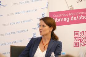 Politologin Cécile Prinzbach