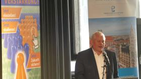 Thomas Hacker, MdB, Präsident der Thomas-Dehler-Stiftung