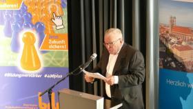Thomas Sattelberger, MdB, Sprecher für Innovation der FDP-Fraktion im Bundestag