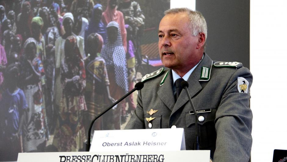 Oberst Heisner