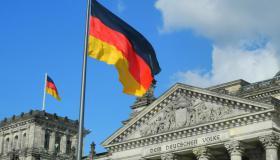 Blick auf den Reichstag in Berlin - in dem ein funktionierender, liberaler Staat durchgesetzt werden muss.
