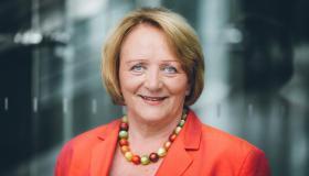 Sabine Leutheusser-Schnarrenberger, Vizepräsidentin der Thomas-Dehler-Stiftung