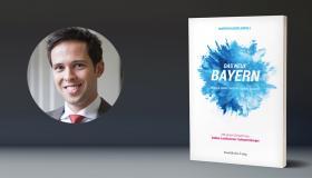 """Martin Hagen, Herausgeber des Buches """"Das neue Bayern"""""""