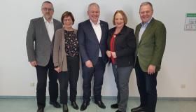 Vorstand für die Thomas-Dehler-Stiftung