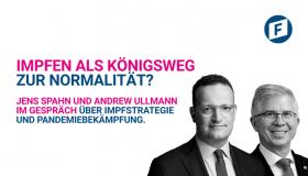 Veranstaltungsbild: Spahn, Ullmann, Becker